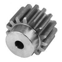 Stirnrad m=5, Z=25, vorgeb. spur gears with side hub